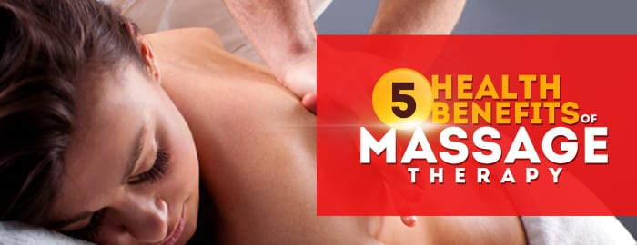 massage therapy woman