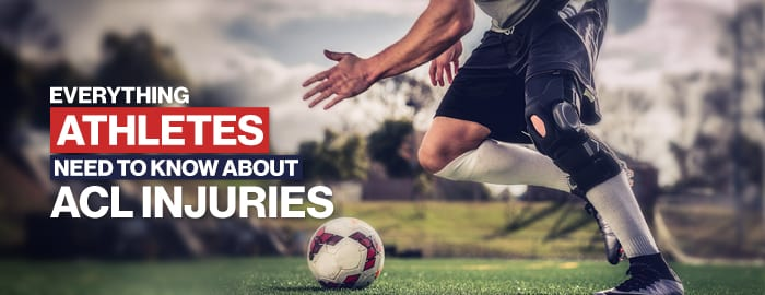 everything athletes need to know about sports injuries