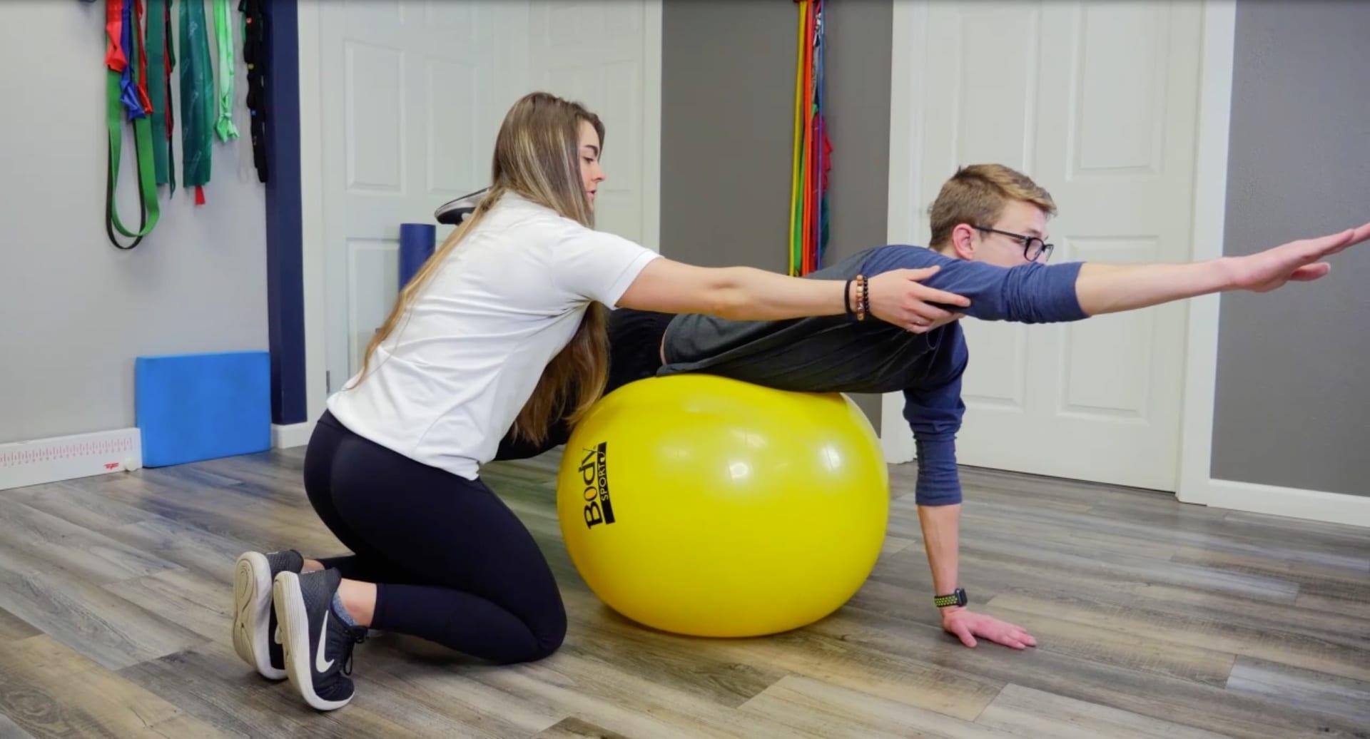 Functional <br /> Rehabilitation  Exercises